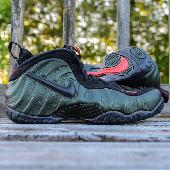 buy popular 2bfbb f5b8c Nike Air Foamposite Pro //Sequoia